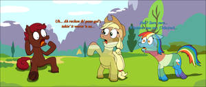 Coke Pony - The Swap