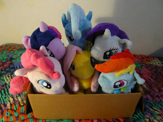 For a Box-full of Ponies 1 by UltraTheHedgetoaster