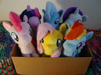 For a Box-full of Ponies 2 by UltraTheHedgetoaster