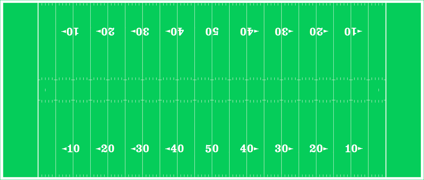 an american football field diagram nfl mode by fromequestria2la on rh fromequestria2la deviantart com american football field dimensions in feet american football field layout