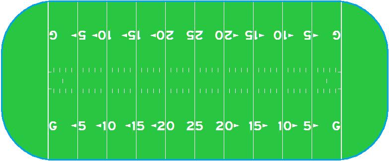Arena Football Field diagram by FromEquestria2LA