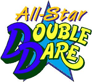 (Second hypothetical) All-Star Double Dare logo by FromEquestria2LA
