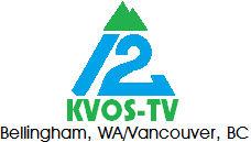 KVOS-TV 1979-88 Logo