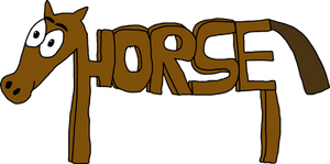 Horse (Word World OC)