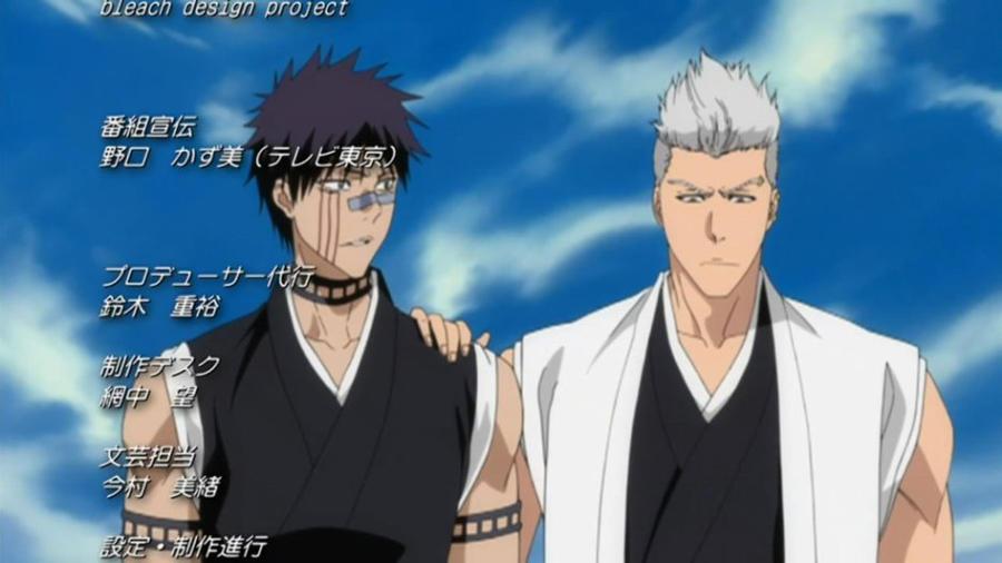 hisagi and kensei meet