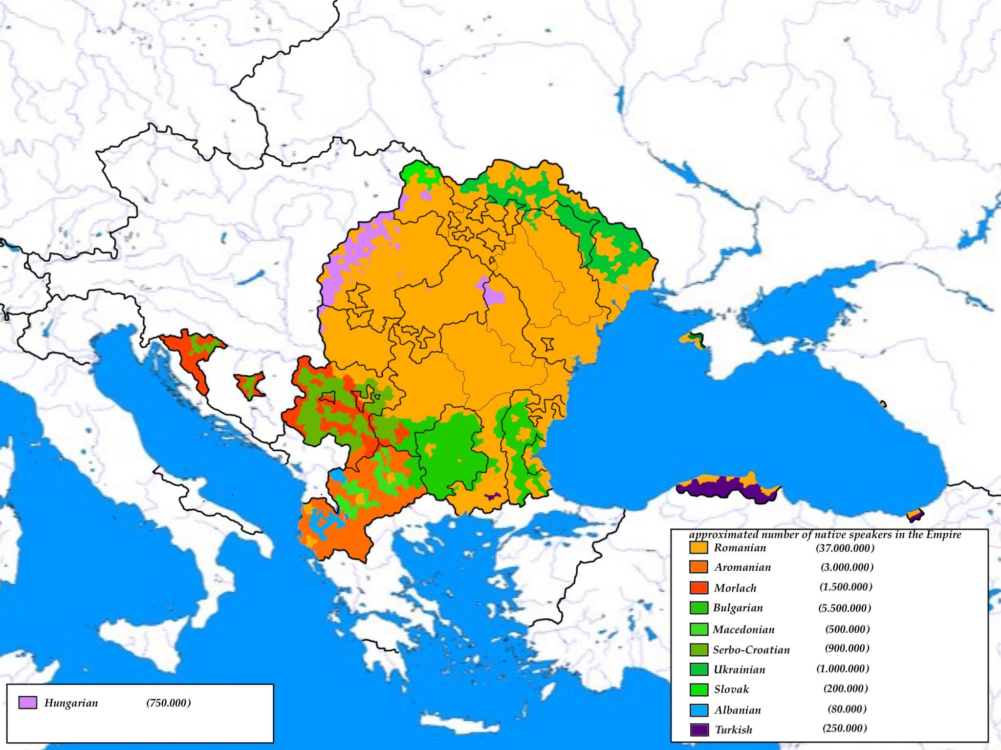 Background history to the Romanian Empire scenario by LoreC10 on DeviantArt