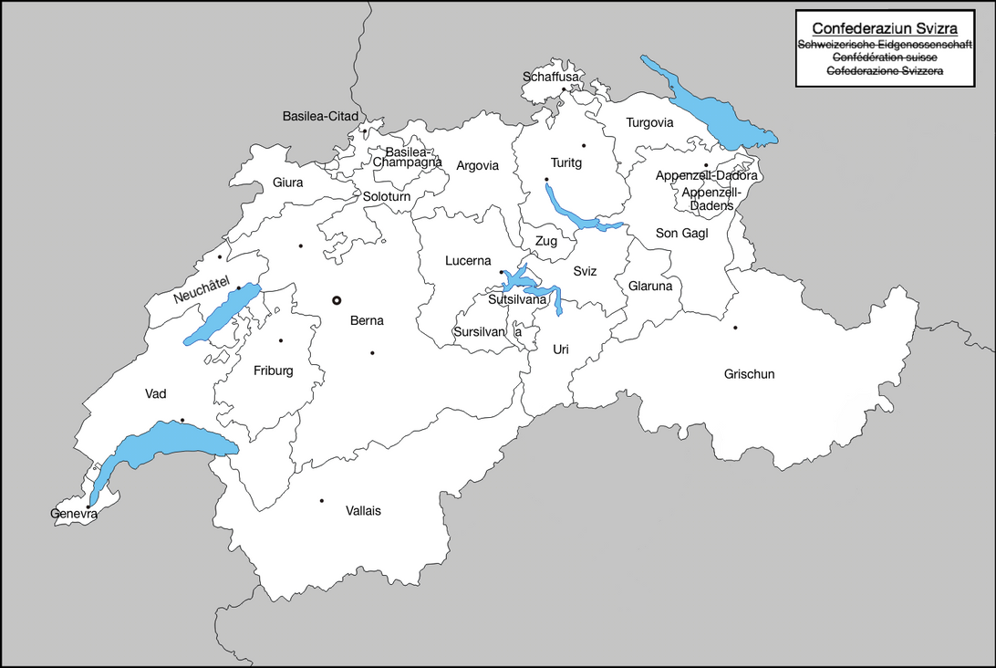 If Switzerland was a Nation by LoreC10