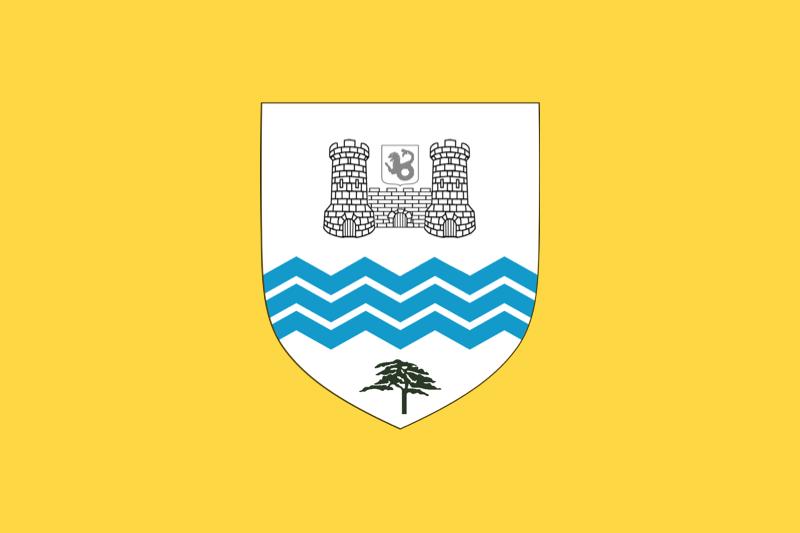 Alternate Flag of Basilicata by LoreC10