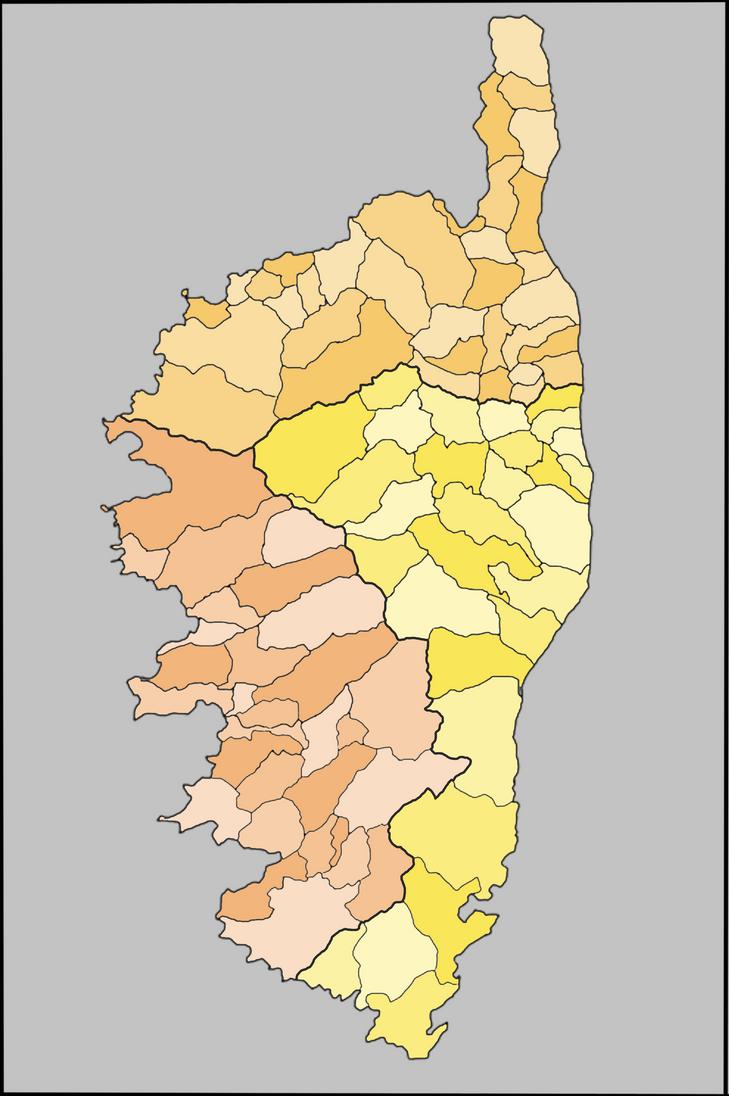 Reorganized Corsica by LoreC10