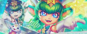 [League Of Legends] Star Guardian Lulu by DooLoTruu