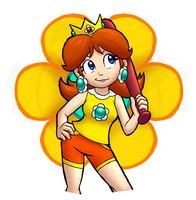 Princess Daisy 2017 by ErnestoGP