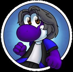 YoshiErnie Twitter icon by ErnestoGP