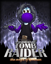 YoshiErnie Tomb Raider the Angle of Dorkness by ErnestoGP
