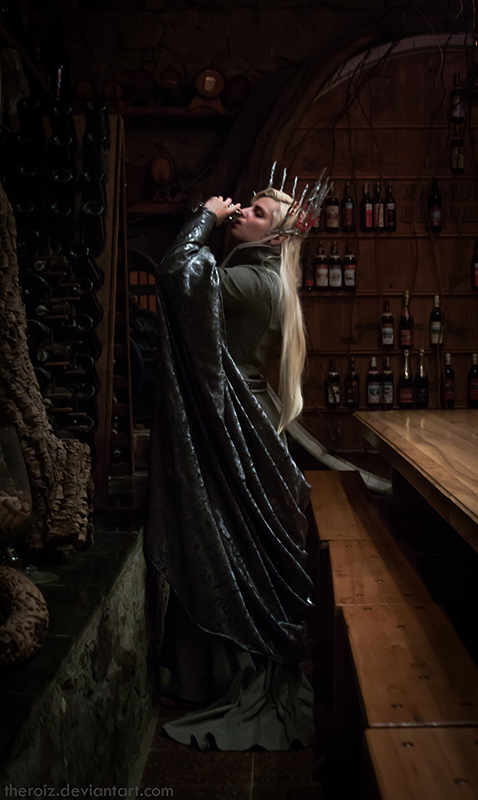 Thranduil cosplay. Dorvinion [3] by the-ALEF