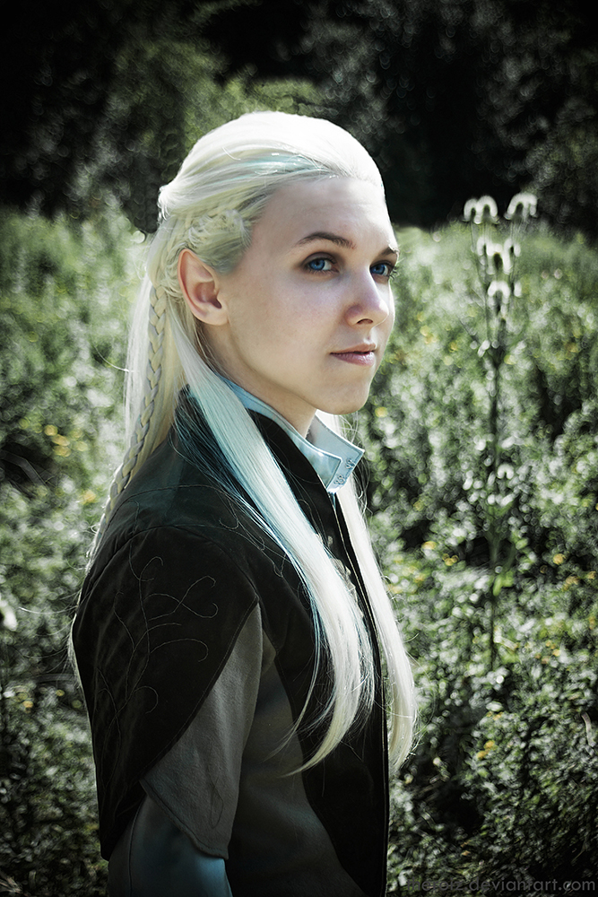 Legolas Greenleaf cosplay. Rohan by the-ALEF