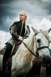 Legolas Greenleaf cosplay. Rohan [9] by the-ALEF