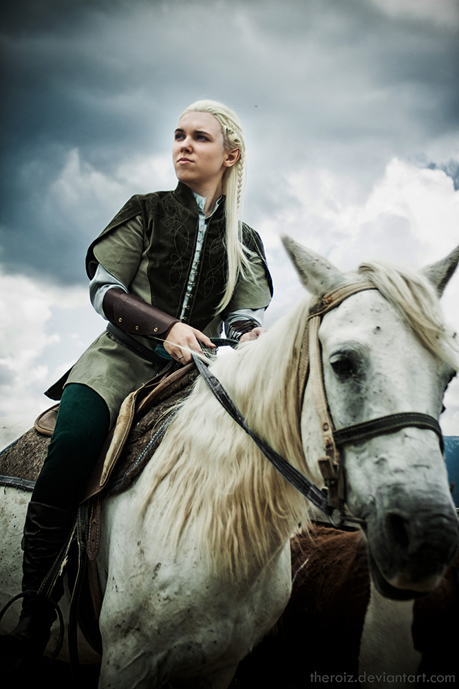 Legolas Greenleaf Cosplay Rohan 9 By The ALEF On DeviantArt