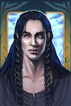 The Tempered Steel cover. Fingon