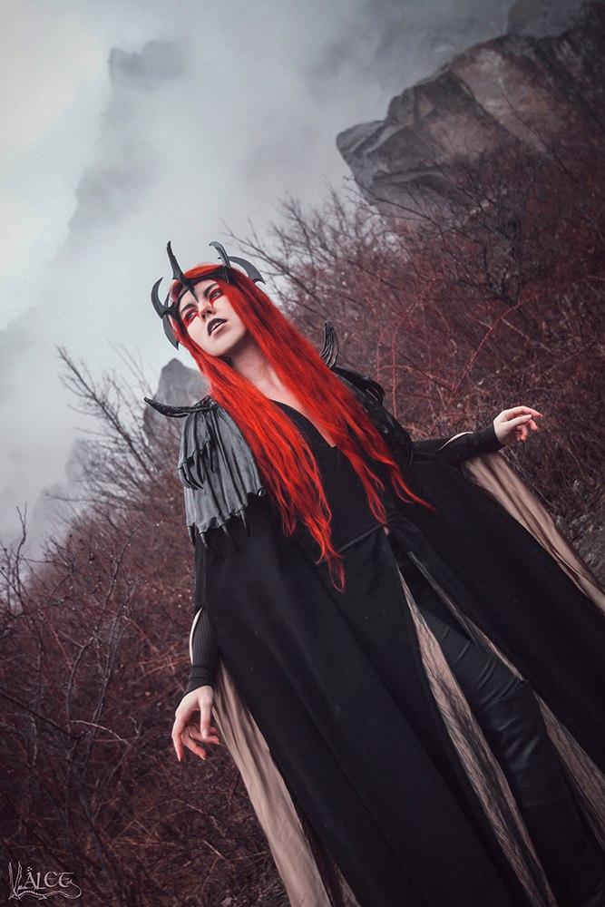 Sauron by the-ALEF