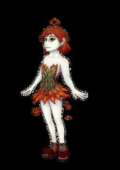 Autumnal Lettuce