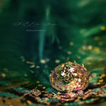 : glitter gem : by hellfirediva
