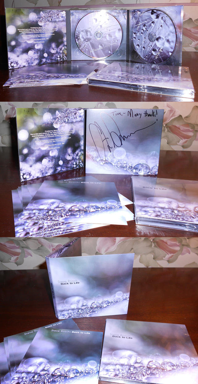 CD Cover by hellfirediva