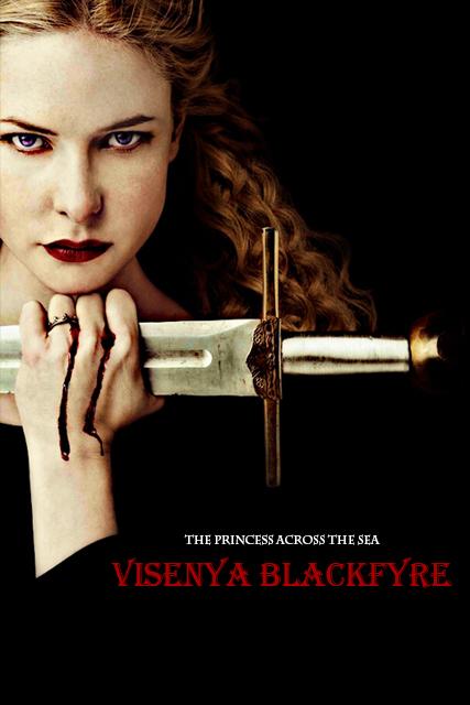 Visenya Blackfyre by Aphroditethatsme