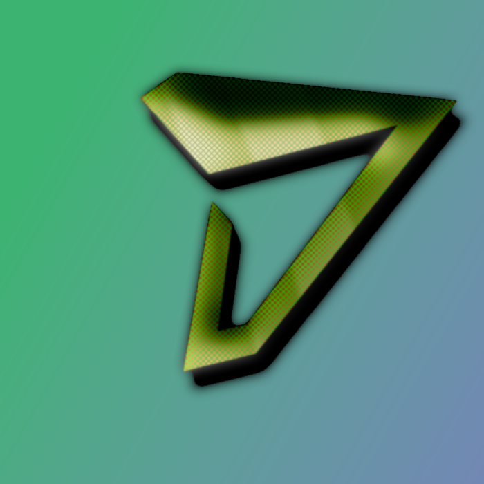 Letter D Green Logo by NavyPanther on DeviantArt