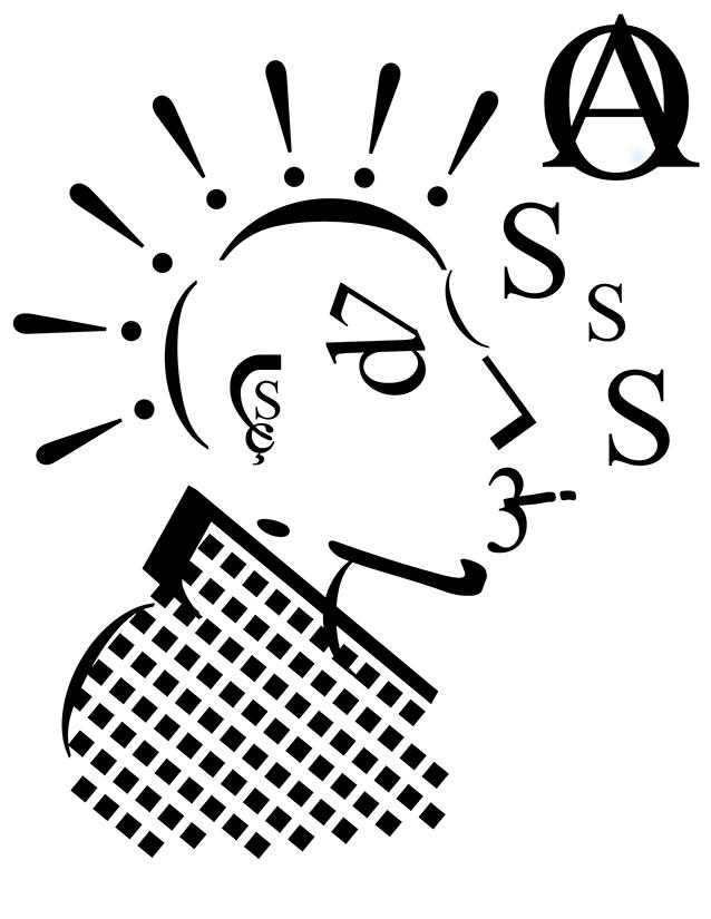 Punk type by ashtrayxx