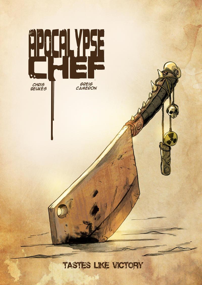 FCBD: Apocalypse Chef Cover