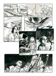 Wrath Preview inks