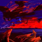 Darkstalker and skywings