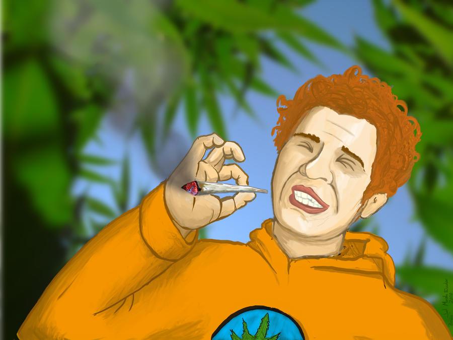 Bobby blazin' by toocoolo