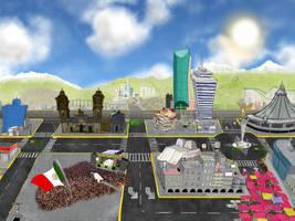 Ciudad de Mexico Majadera