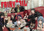 Fairy Tail 312 color cleanin written