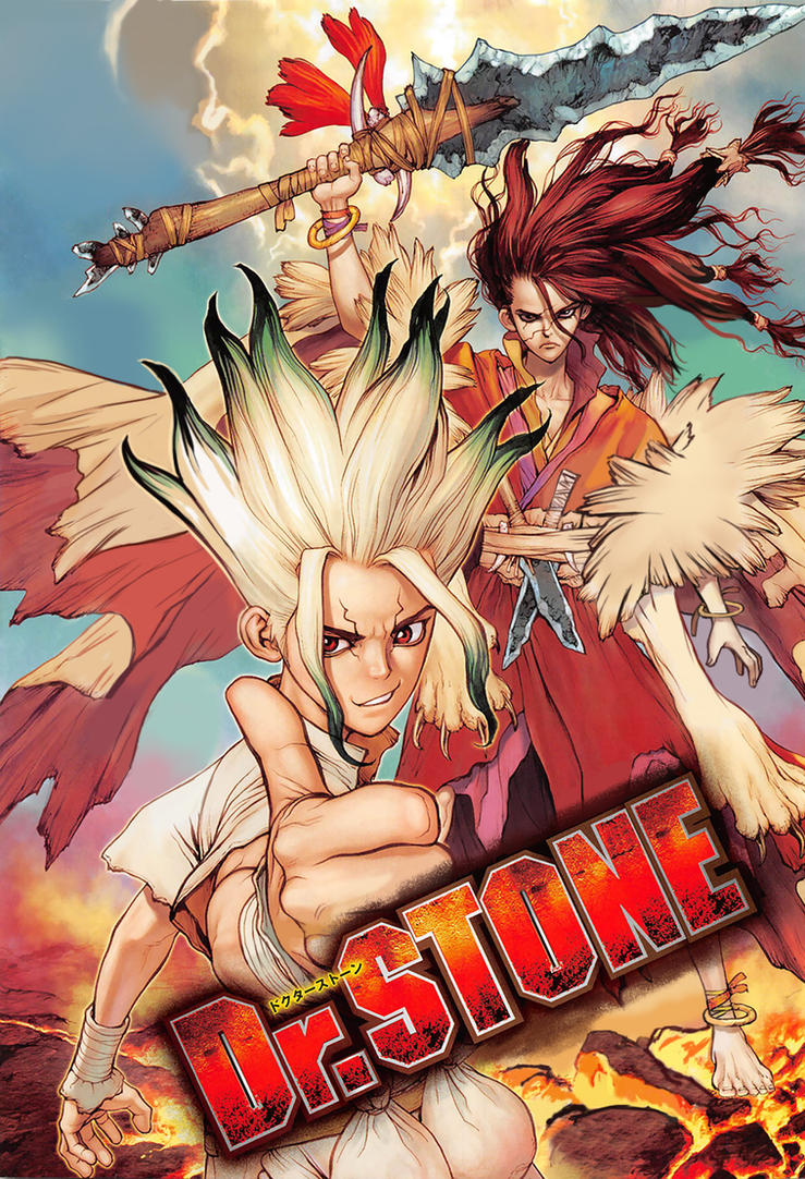 Dr. Stone 09 Color Cleaning Written by Ulquiorra90