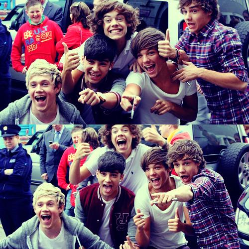 One Direction by ineedgomezselena