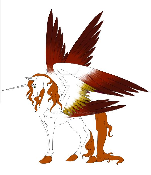 (Concept): Uriel by thegypsybeaner