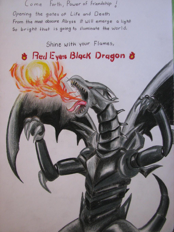 red eyes darkness dragon deck pr energy