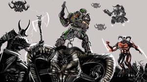 Doom eternal work in progress 2