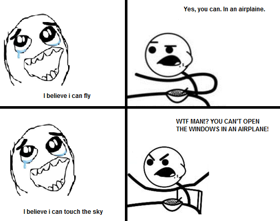 Funny Meme Cereal Guy : Cereal guy meme by demonsxlr on deviantart