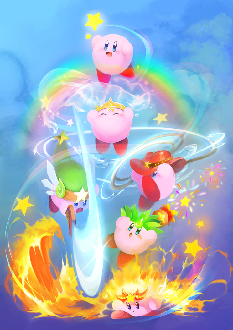 New kirby by rike e on deviantart new kirby by rike e voltagebd Image collections