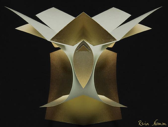 Torso With Sharp Edges by ReinNomm