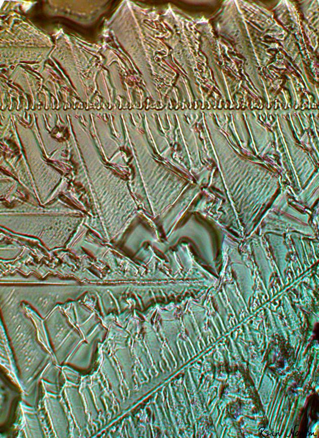 Crystal Hieroglyphs by ReinNomm