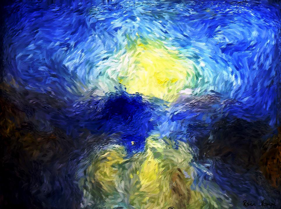 Moonlight Mania by ReinNomm
