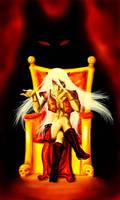 Lucifer by NekoHimeAnny