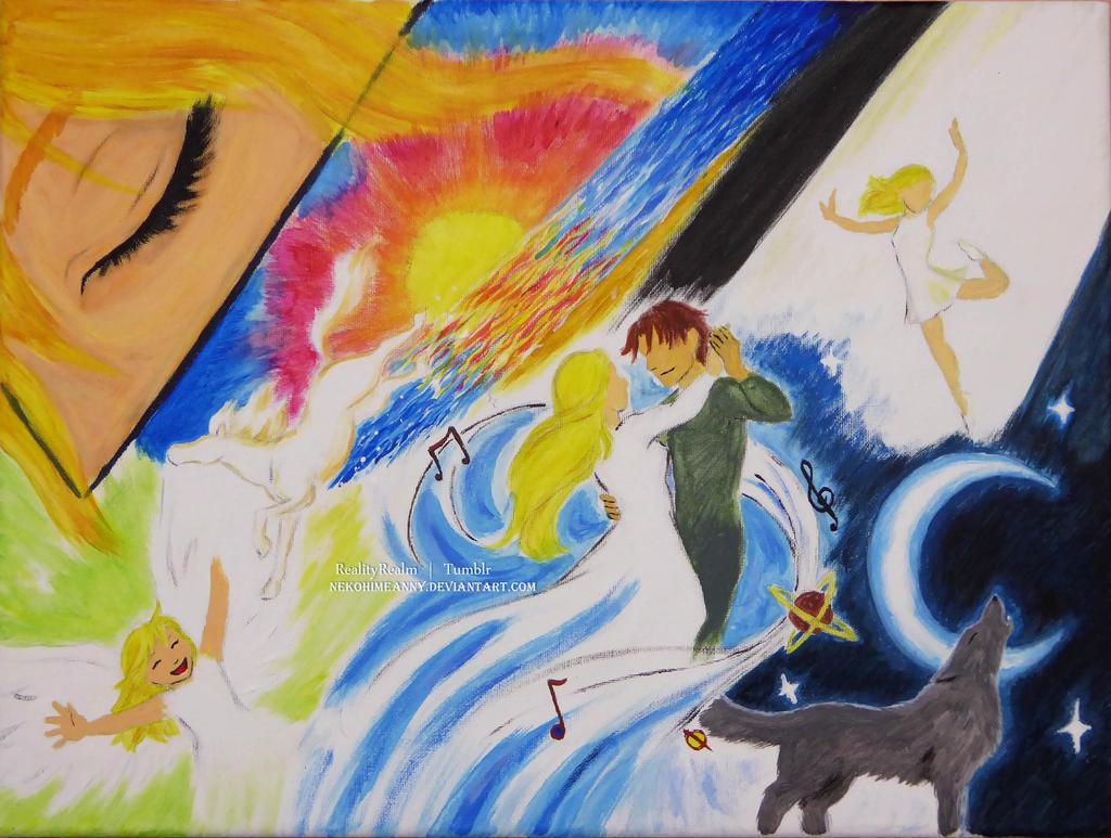 In my dreams by NekoHimeAnny