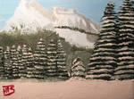 Star Mountain - Winter