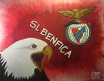 SL Benfica Aguia and Logo