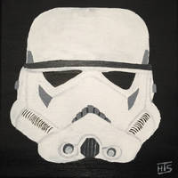 Storm Trooper by Whooogo